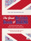 Image for The great British book of baking  : 120 best-loved recipes, from teatime treats to pies and pasties