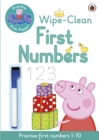 Image for Peppa Pig: Practise with Peppa: Wipe-Clean Numbers