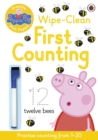 Image for Peppa Pig: Practise with Peppa: Wipe-Clean Counting