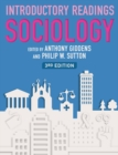 Image for Sociology  : introductory readings
