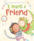 Image for I want a friend