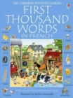 Image for The Usborne Internet-linked first thousand words in French  : with Internet-linked pronunciation guide
