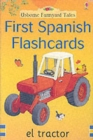 Image for First Spanish Flashcards