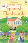 Image for Everyday Words In Spanish Sticker Book
