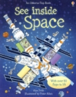 Image for See inside space  : with over 50 flaps to lift & a little book of star maps
