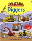 Image for Diggers Sticker Book