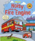 Image for Noisy wind-up fire engine