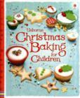 Image for Usborne Christmas Baking for Children