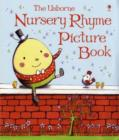 Image for The Usborne nursery rhyme picture book