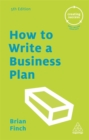 Image for How to write a business plan