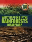 Image for What happens if the rainforests disappear?
