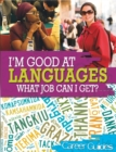 Image for I'm good at languages  : what job can I get?