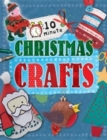 Image for 10 minute Christmas crafts