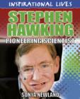 Image for Stephen Hawking: pioneering scientist : 100