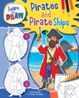 Image for Learn to draw pirates and pirate ships