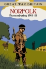 Image for Norfolk  : remembering 1914-1918