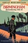 Image for Birmingham  : remembering 1914-18