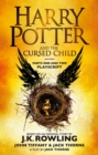 Image for Harry Potter and the cursed child  : parts one and two playscript