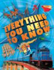 Image for Everything you need to know  : an encyclopedia for inquiring young minds
