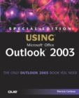 Image for Special edition using Microsoft Office Outlook 2003 : Special Edition