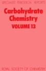 Image for Carbohydrate Chemistry : Volume 12