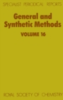 Image for General and Synthetic Methods : Volume 16