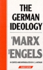 Image for The German Ideology : Introduction to a Critique of Political Economy