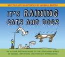 Image for It's raining cats and dogs: an autism spectrum guide to the confusing world of idioms, metaphors, and everyday expressions