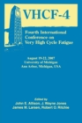 Image for Fourth International Conference on Very High Cycle Fatigue (VHCF-4)