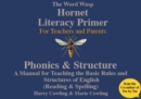 Image for The Hornet Literacy Primer : The Word Wasp Hornet Literacy Primer