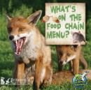 Image for What's on the food chain menu?