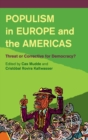 Image for Populism in Europe and the Americas  : threat or corrective for democracy?