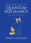 Image for Introduction to quantum mechanics
