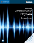 Image for Cambridge International IGCSE : Cambridge IGCSE (R) Physics Coursebook with CD-ROM