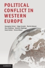 Image for Political conflict in Western Europe