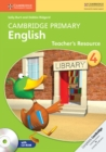 Image for Cambridge Primary English Stage 4 Teacher's Resource Book with CD-ROM