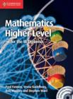 Image for Mathematics for the IB diploma: Higher level