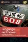 Image for Language and power : Language and Power