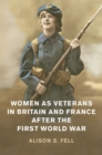 Image for Women as veterans in Britain and France after the First World War