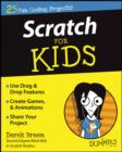 Image for Scratch for kids for dummies