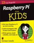 Image for Raspberry Pi for kids for dummies