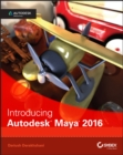 Image for Introducing Autodesk Maya 2016