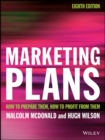 Image for Marketing plans  : how to prepare them, how to profit from them