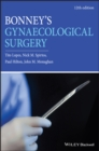 Image for Bonney's gynaecological surgery