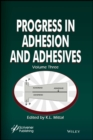 Image for Progress in adhesion and adhesives