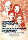 Image for Preparing participants for intergenerational interaction: training for success