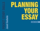 Image for Planning your essay