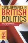 Image for Developments in British politics 10