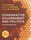 Image for Comparative government and politics  : an introduction