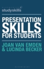 Image for Presentation skills for students
